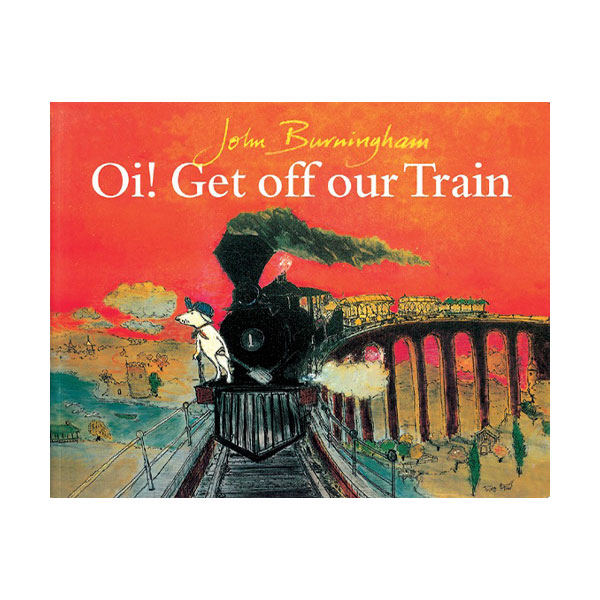 Pictory - Oi! Get Off Our Train (Book & CD)