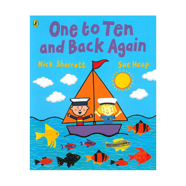 Pictory - One to Ten and back Again (Book & CD)