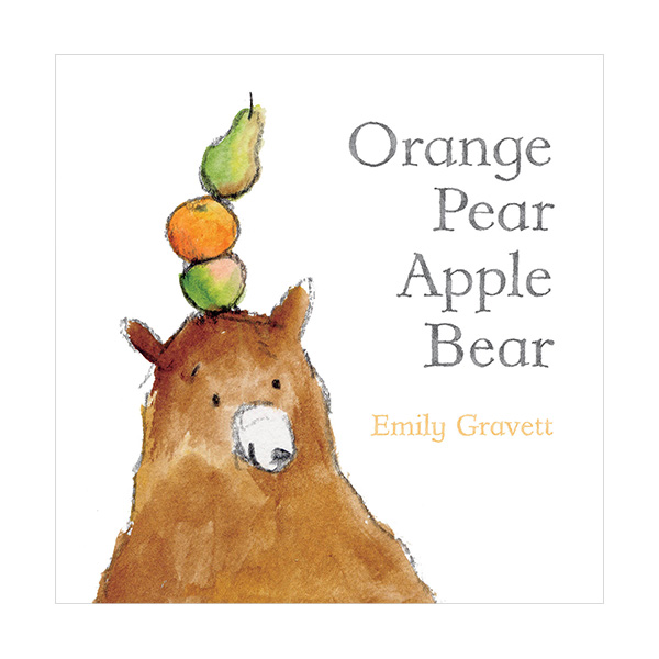 Pictory - Orange Pear Apple Bear (Book & CD)