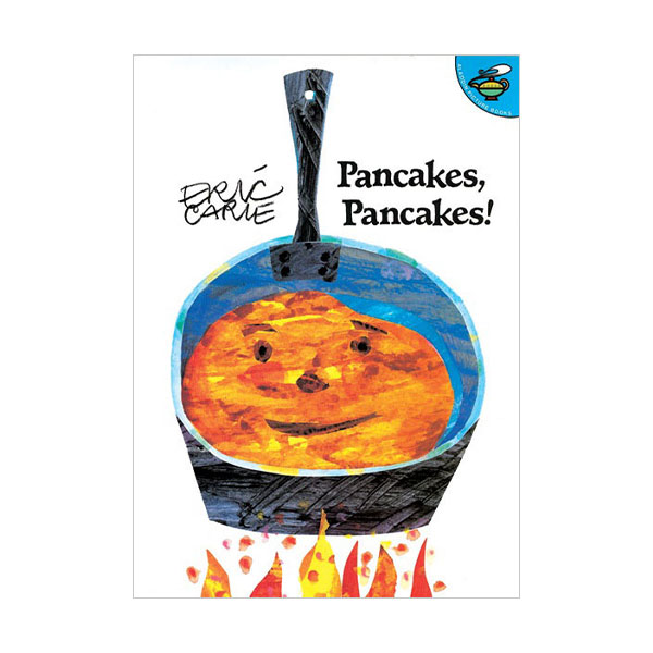 Pictory - Pancakes, Pancakes! (Book & CD)