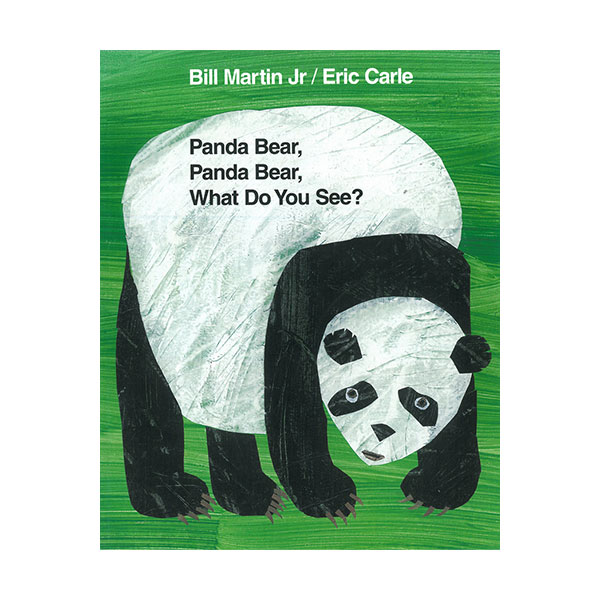 Pictory - Panda Bear, Panda Bear, What Do You See? (Book & CD)