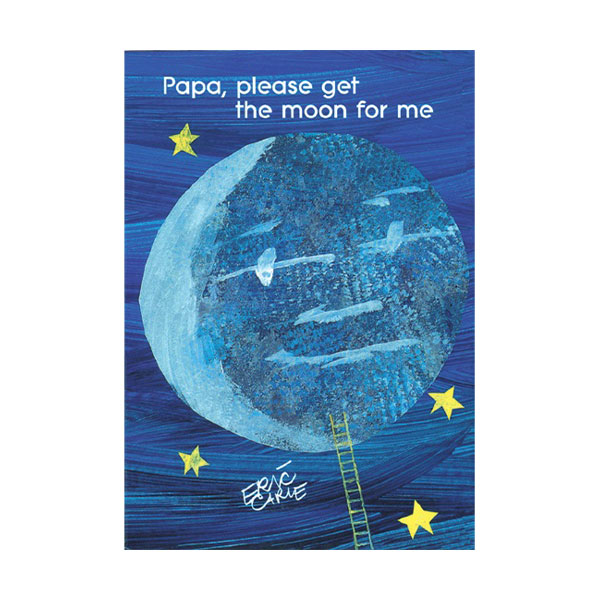 Pictory - papa, please get the moon for me (Book & CD)