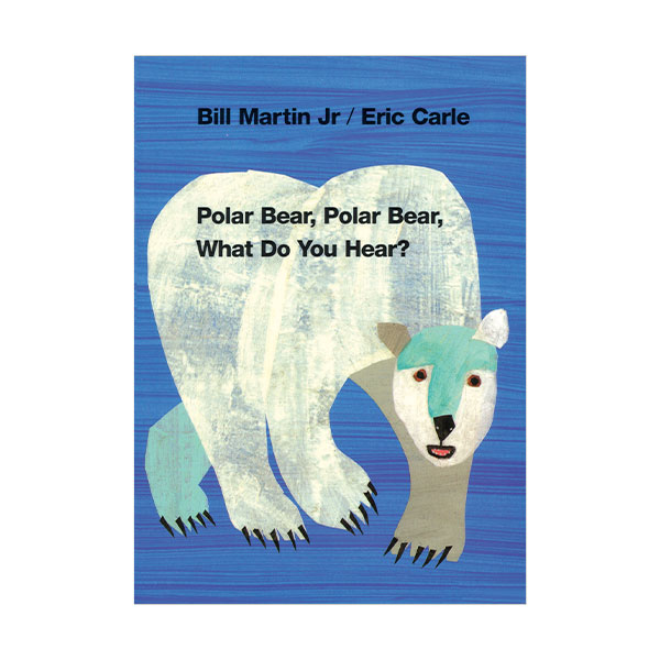 Pictory - Polar Bear Polar Bear What Do Hear? (Book & CD)