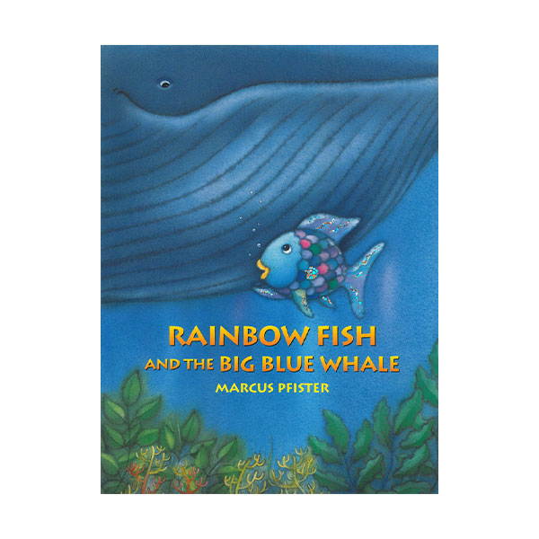 Pictory - Rainbow Fish and the Big Blue Whale (Book & CD)