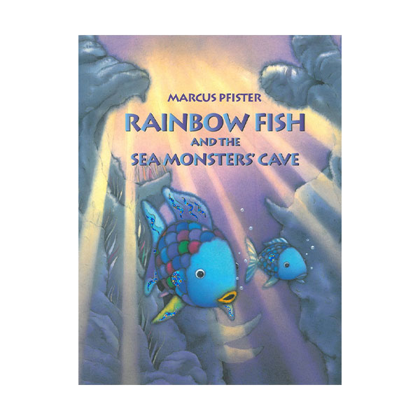 Pictory - Rainbow Fish and the Sea Monsters' Cave (Book & CD)