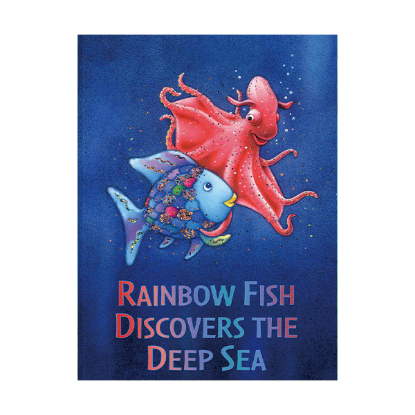 Pictory - Rainbow Fish Discovers the Deep Sea (Book & CD)