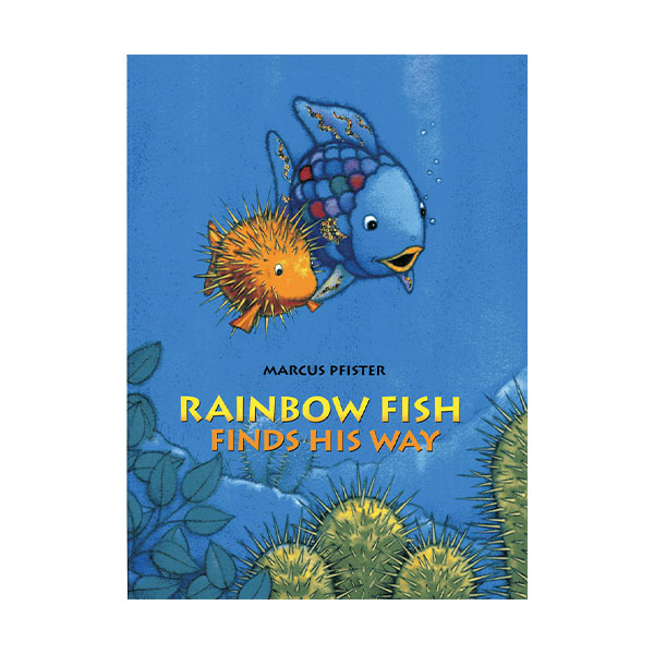 Pictory - Rainbow Fish Finds His Way 픽쳐북 & CD (Paperback+CD)