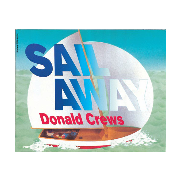 Pictory - Sail Away (Book & CD)