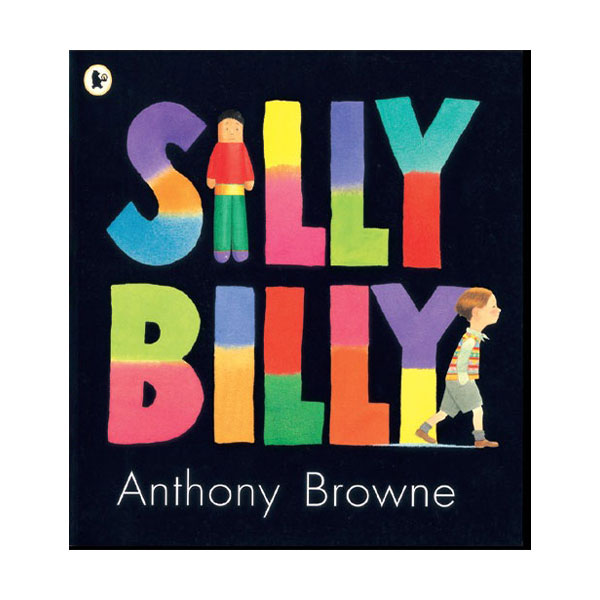 Pictory - Silly Billy (Book & CD)