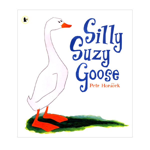Pictory - Silly Suzy Goose (Book & CD)