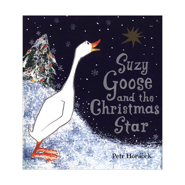 ☆윈터세일☆Pictory - Suzy Goose and the Christmas Star (Book & CD)