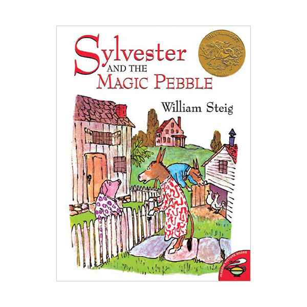 Pictory - Sylvester and the Magic Pebble (Book & CD)