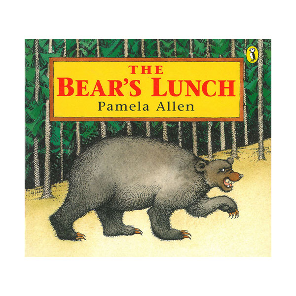Pictory - The Bear's Lunch (Book & CD)