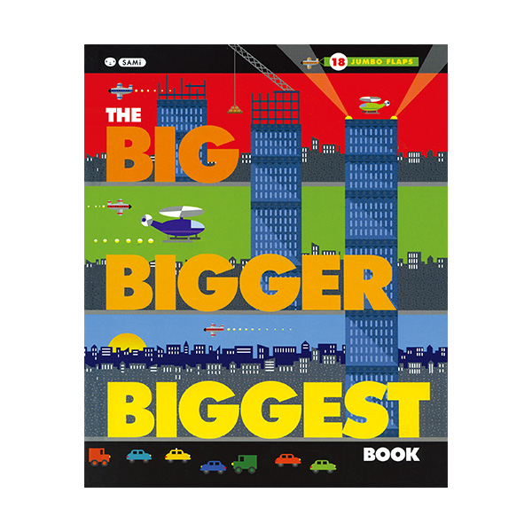 Pictory - The Big Bigger Biggest Book (Book & CD)