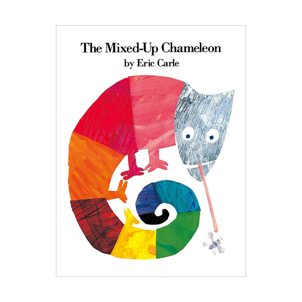☆윈터세일☆Pictory - The Mixed-up Chameleon (Book & CD)