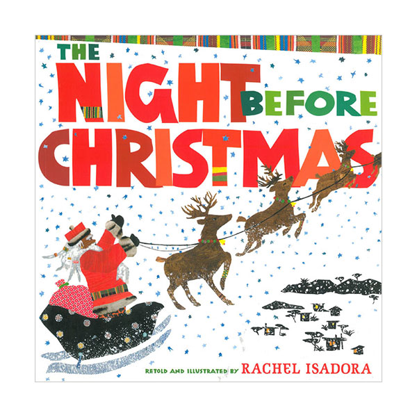 Pictory - The Night Before Christmas (Book & CD)