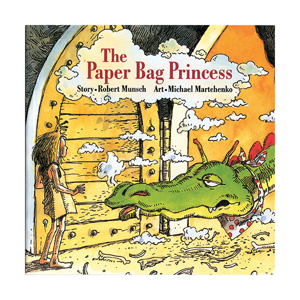 Pictory - The Paper Bag Princess (Book & CD)