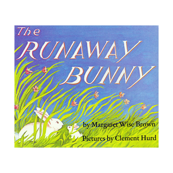 Pictory - The Runaway Bunny (Book & CD)