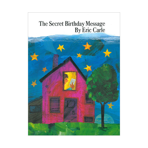 Pictory - The Secret Birthday Message (Book & CD)