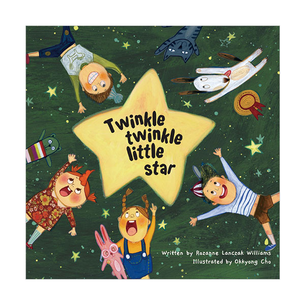 Pictory - Twinkle Twinkle Little Star (Book & CD)