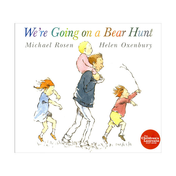 Pictory - We're Going on a Bear Hunt (Book & CD)