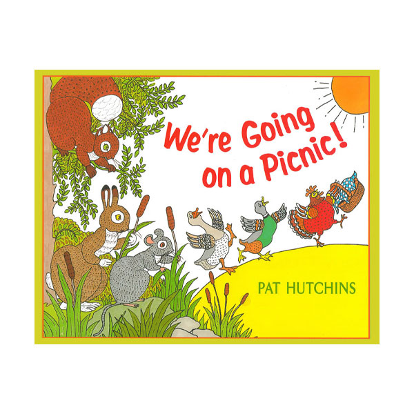 Pictory - We're Going on a Picnic! (Paperback & CD)