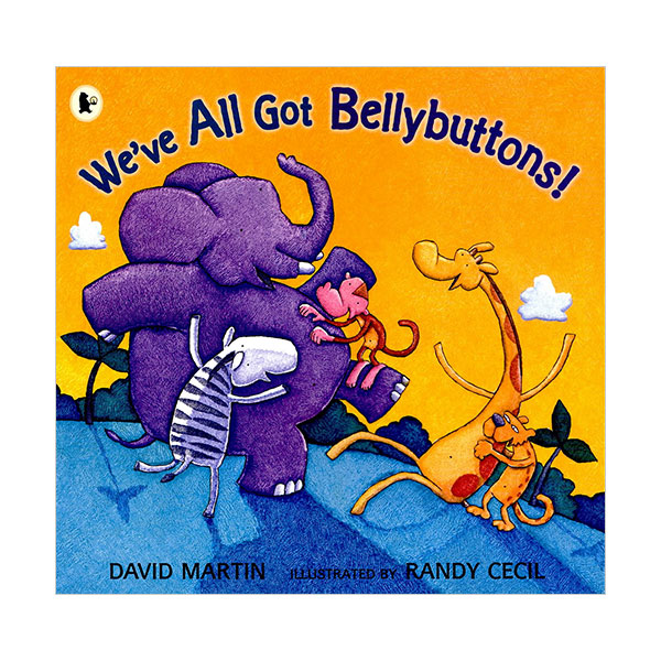 Pictory - We've All Got Bellybuttons! (Book & CD)