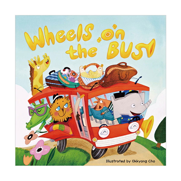 Pictory - Wheels on the Bus (Book & CD)