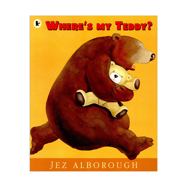 Pictory - Where's My Teddy? (Book & CD)