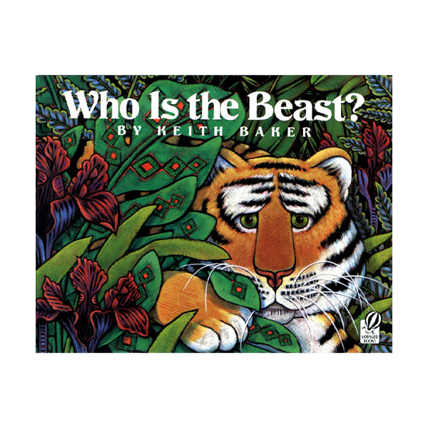 ☆윈터세일☆Pictory - Who Is the Beast? (Book & CD)