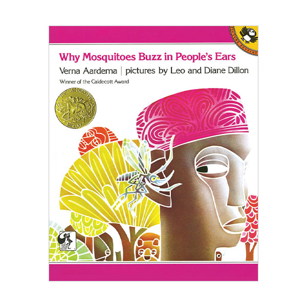 Pictory - Why Mosquitoes Buzz in People's Ears (Book & CD)