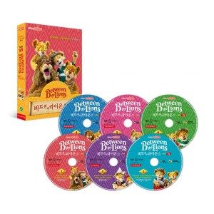 [DVD] Between the Lions NEW 비트윈 더 라이온즈 2집