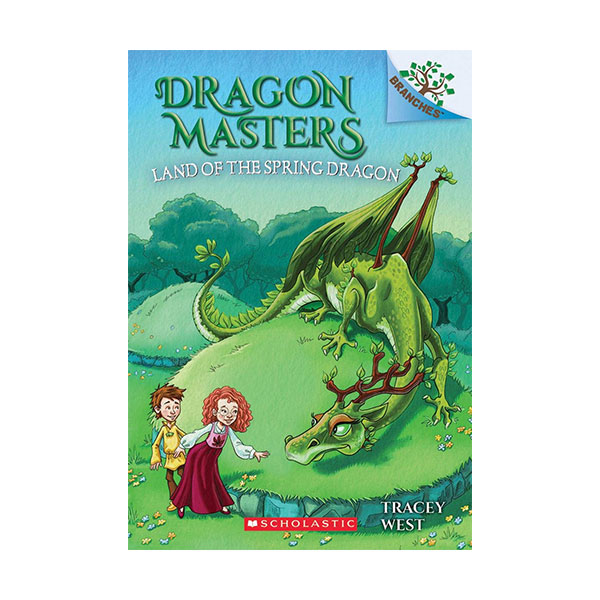☆윈터세일☆Dragon Masters #14 : The Land of the Spring Dragon (Paperback)