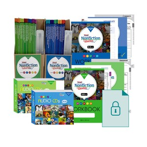 [Time for KIds Nonfiction Readers] 논픽션 리더스 Level 5 세트(L5.0-5.9) (Paperback 30종 + Audio CD + 워크북)