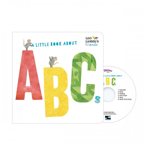 Pictory - A Little Book About ABCs (Book & CD)