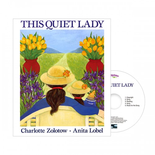 Pictory - This Quiet Lady (Book & CD)