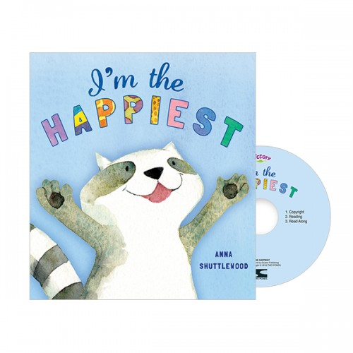 Pictory - I'm the Happiest (Book & CD)