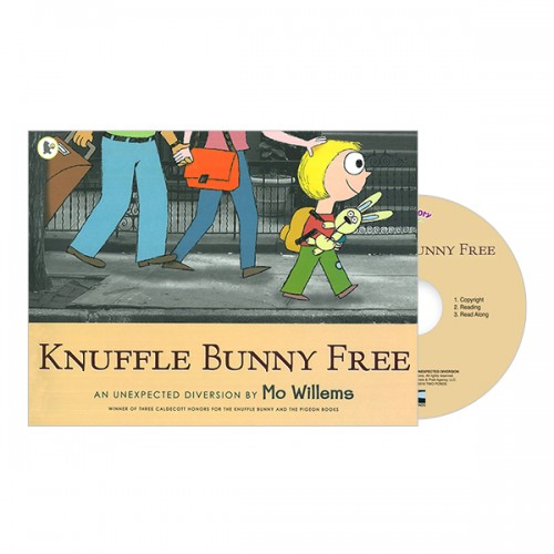 Pictory - Knuffle Bunny Free (Book & CD)