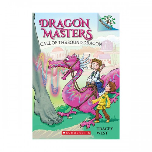 [스콜라스틱] Dragon Masters #16: Call of the Sound Dragon: A Branches Book (Paperback)