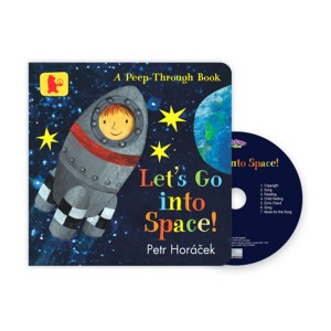 Pictory - Let's go into Space!(Book & CD)