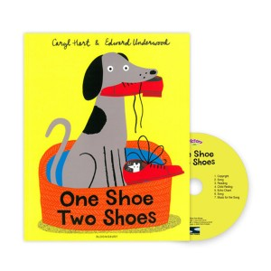 Pictory - One Shoe Two Shoes (Book & CD)