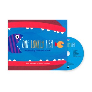 Pictory - One Lonely Fish (Book & CD)