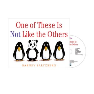 Pictory - One of These Is Not Like the Others (Book & CD)