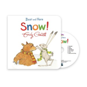 Pictory - Snow! (Book & CD)