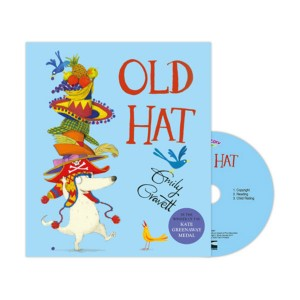Pictory - Old Hat (Book & CD)