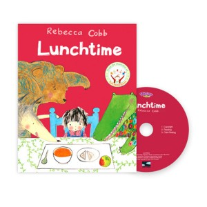 Pictory - Lunchtime (Book & CD)