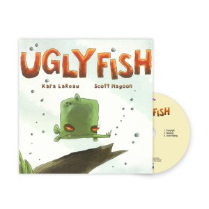 Pictory - Ugly Fish (Book & CD)