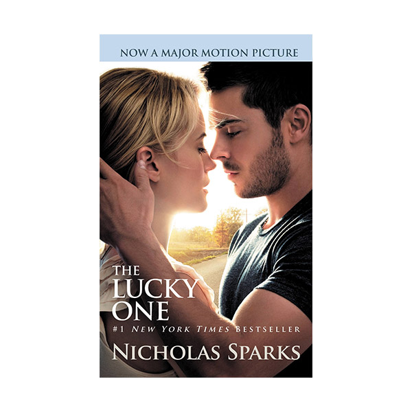 [파본:특A] The Lucky One by Nicholas Sparks (Mass Market Paperback)