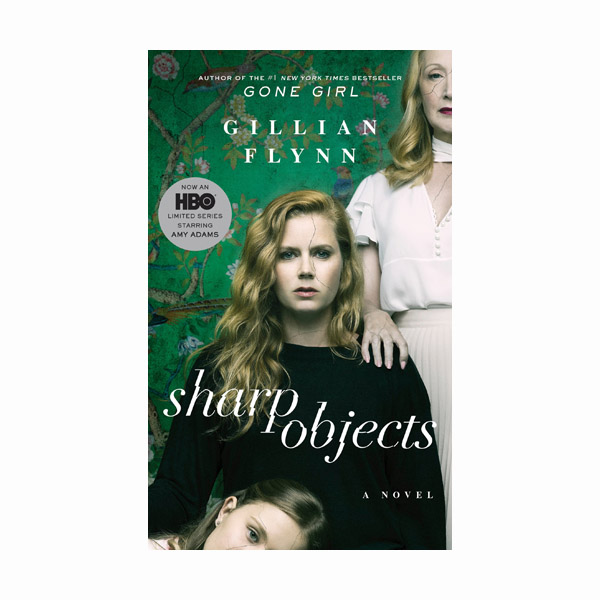 [파본:특A]RL 5.3 : Sharp Objects : Movie Tie-In (Paperback)