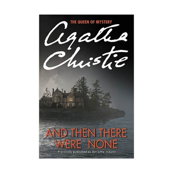 [파본] Agatha Christie : And Then There Were None (Mass Market Paperback)